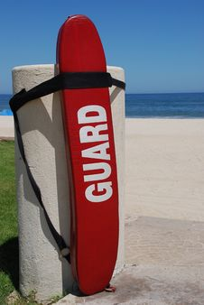 Free Life Guard Stock Image - 9616961