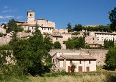Free Umbria City Royalty Free Stock Image - 9618566