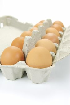 Free Free Range Eggs Stock Photo - 9619500
