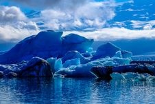 Free Glacial Ice Stock Photography - 96113952
