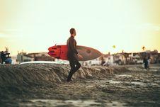 Free Surfer Stock Photo - 96114040