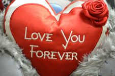 Free Love You Forever Stock Images - 96117894