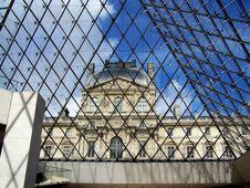 Free The Louvre Paris Stock Photo - 96118120
