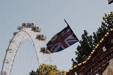 Free Ferris Wheel London Eye Royalty Free Stock Images - 96118399