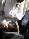 Free Blacksmith Working Stock Photos - 9621263