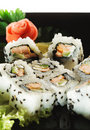 Free Japanese Cuisine - Sushi Stock Photo - 9626030