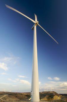 Free Windmill Stock Image - 9620341
