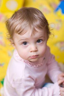 Free Little Girl Stock Photos - 9620703