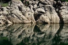Free Beautiful River Bank _ Abstract Stock Photos - 9621593