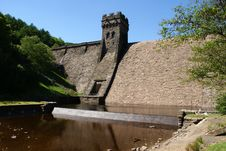 Free Derwent Dam Royalty Free Stock Images - 9621719