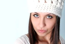 Free Young Woman Stock Images - 9624694