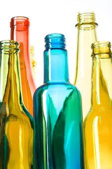 Free Bottles Stock Photo - 9625370