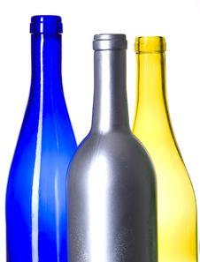 Free Bottles Stock Photo - 9625470