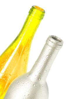 Free Bottles Stock Photography - 9625612