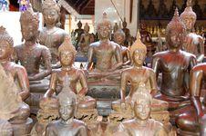 Free Buddhas Stock Photos - 9625873