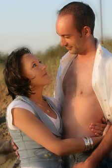 Free Young Couple 7 Stock Photography - 9626752