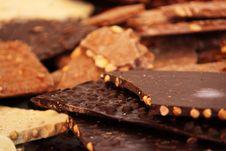 Free Chocolate, Graham Cracker, Toffee, Cracker Stock Photography - 96251592