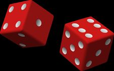 Free Red, Dice, Dice Game, Games Royalty Free Stock Photos - 96252438