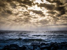 Free Sea, Sky, Horizon, Ocean Royalty Free Stock Image - 96256806