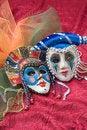 Free Venetian Masks Stock Photo - 9631770