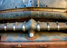 Free Rusty Car Stock Photography - 9630272