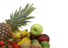 Free Fruit Arrangement Royalty Free Stock Photography - 9630687