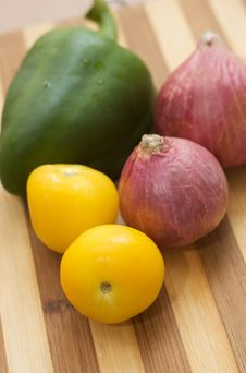 Free Vegetables Close Up Royalty Free Stock Image - 9631236