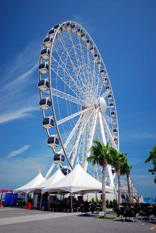 Free Ferrish Wheels Stock Image - 9631771