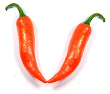 Free Chilies Royalty Free Stock Photos - 9632198