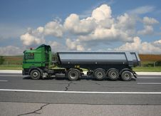 Free Lorry Stock Photo - 9635920