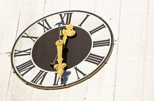 Free Clock Stock Photography - 9636062