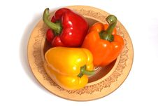 Free Pepper Royalty Free Stock Image - 9636686