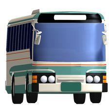 Free Omnibus Stock Image - 9637701