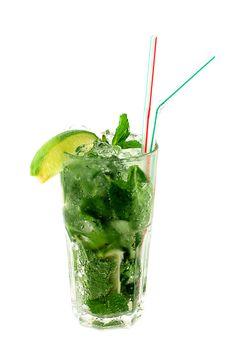 Free Mojito Cocktail Stock Photo - 9638210