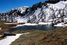 Free Mountain Lake Stock Photo - 9638320