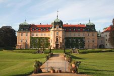 Chateau Lany Royalty Free Stock Photos