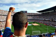 Free Sport Venue, Stadium, Fan, Player Royalty Free Stock Image - 96375786