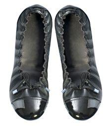 Free Black Shoes Stock Photos - 9640453