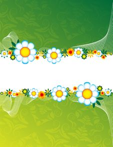 Free Colorful Floral Background Stock Photos - 9641233