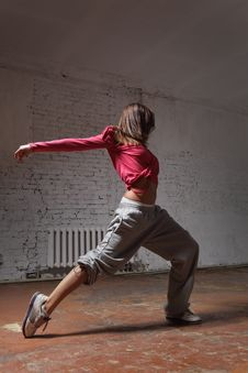 Free The Dancer Stock Images - 9641844