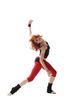 Free The Dancer Stock Photo - 9641850