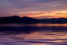 Free Sunset Stock Photography - 9643372