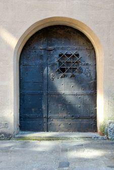 Free Old Gate Stock Image - 9643661