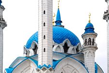 Free Kul Sharif Mosque Stock Photography - 9645082