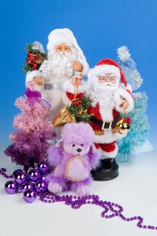 Free Christmas Still Life Stock Photos - 9647003
