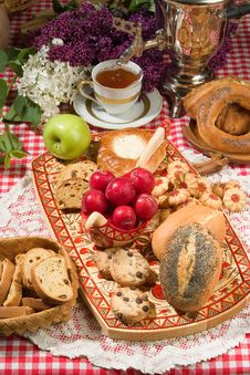 Free Bread In Human Life Royalty Free Stock Image - 9647516
