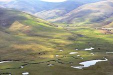Free Alpine Meadow Royalty Free Stock Image - 9647816