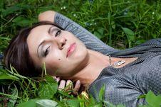 Free Pretty Woman Stock Photography - 9647862