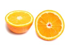 Free Orange Section Royalty Free Stock Images - 9648239