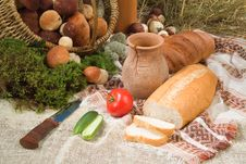 Free Bread Royalty Free Stock Image - 9648356